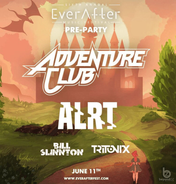 Ever After Music Festival 2020 Announces Pre-Party Lineup